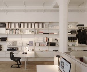Uniform Wares Office by Feilden Fowles