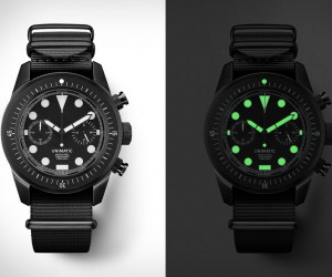 Unimatic U3 Chronodiver Watch