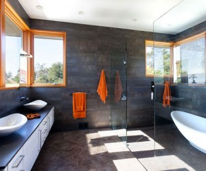 Unique Bathtub and Shower Combo Designs