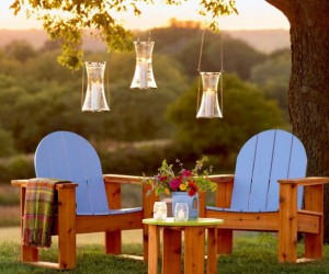 Unique DIY Outdoor Furniture Designs