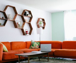 Unique DIY Wall Shelves