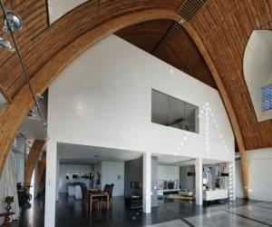Unique Home by RV Architecture