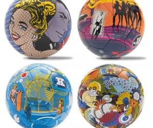 Unique Soccer Balls/Footballs by Kube