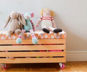 Unique Ways to Repurpose Wooden Crates