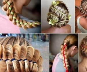 Unique Ways to Use Ribbons