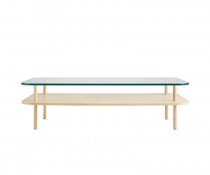 Unison Rectangular Coffee Table by Terence Woodgate for SCP