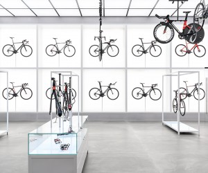 United Cycling HQ and Showroom  Johannes Torpe