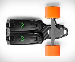Unlimited x Loaded Electric Skateboard Conversion Kit