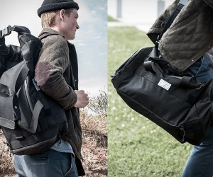 Unsettle Commuter Duffle Bag