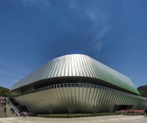 UNStudios Qingdao World Horticultural Expo Pavilion