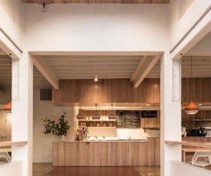 Upper Left Roasters by FIELDWORK Design  Architecture