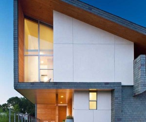 UR22 Residence in Texas by Vincent Snyder Architects