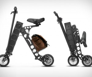 URB-E Electric Folding Scooter