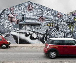 Urban Art by Claudia Freitas