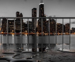 Urban Landscapes of Chicago by Andres Marin