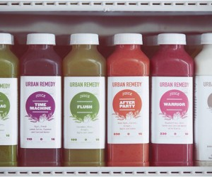 Urban Remedy Organic Juices