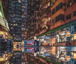 urbanandstreet: Vibrant Cityscapes of Hong Kong by Mike Chan