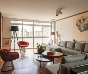 Urimonduba Apartment is a Mix of Genres and Styles