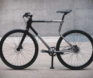 Urwahn x Vagabund Stadtfuchs Bike