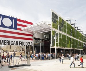 USA Pavilion for Expo Milano 2015 by Biber Architects