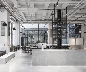 Usine by Richard Lindvall