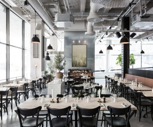 Usine Restaurant Concept in Stockholm