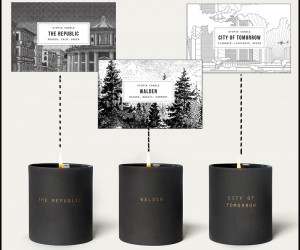Utopia Candles from School of Life