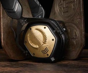 V-Moda Unveils Customizable 3D Printed Headphones 40,000