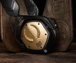 V-Moda Unveils Customizable 3D Printed Headphones 40,000