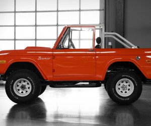 V8-Powered 1969 Ford Bronco