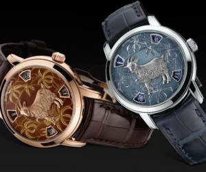 Vacheron Constantin introduces Year of the Goat Timepieces