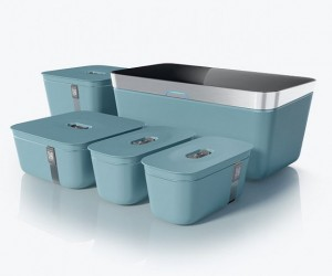 VacuVita: Eco-Friendly Vacuum Food Storage