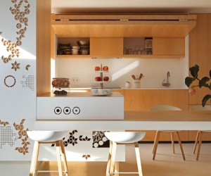 Valencia Penthouse: Naturalness, Neutrality and Brightness