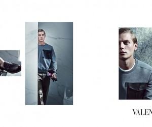 Valentino Mens Spring-Summer 2014 Campaign