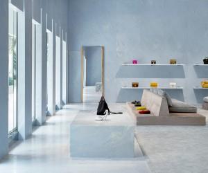 Valerio Olgiati Designs Celine Flagship Store In Miami