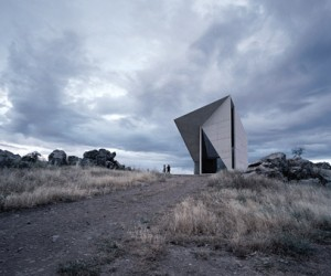 Valleaceron Chapel by Sancho-Madridejos Architecture Office