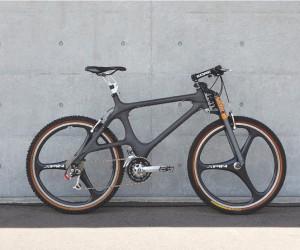 Vanguard x Kestrel MXZ Bike