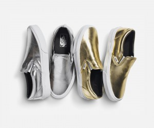 VANS 2015 SpringSummer Classic Slip-On Collection
