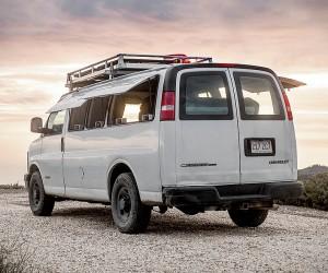 Vanual Camping Van