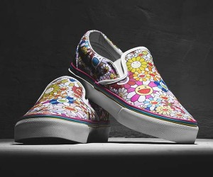 Vault by Vans x Takashi Murakami Classic Slip-On Collection