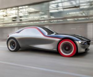 Vauxhall  Opel GT Concept