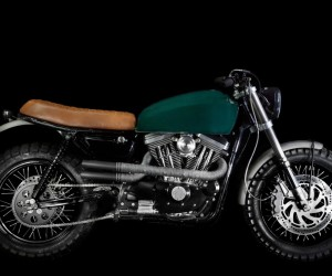 VDBMOTO H-1 Custom Motorcycle