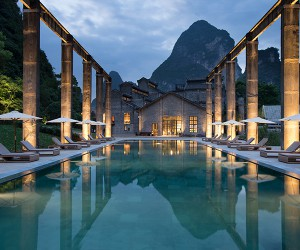 Vector Architects Turns Sugar Mill Into Alila Yangshuo Hotel