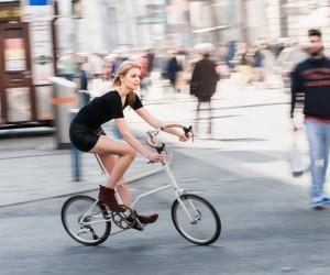 Vello Bike, the self-charging electric folding bike
