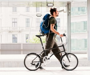 Vello Foldable Bike by Valentin Vodev