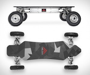 Velox Electric Off-Road Skateboard