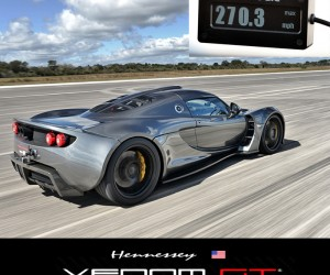 Venom GT Nabs The Title Of The Worlds Fastest Production Car