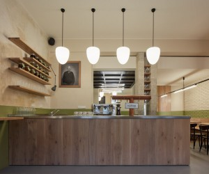 Vep Restaurant  Untraditional Czech Pub by Mar.s Architects