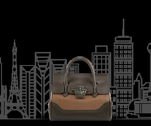 Versace launches Palazzo Empire handbag, and a contest
