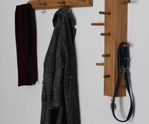 Vertical  Horizontal Wall Wardrobe | Coat stand | Tidyboy - Berlin